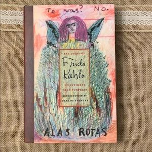 Accents - The diary of Frida Kahlo book